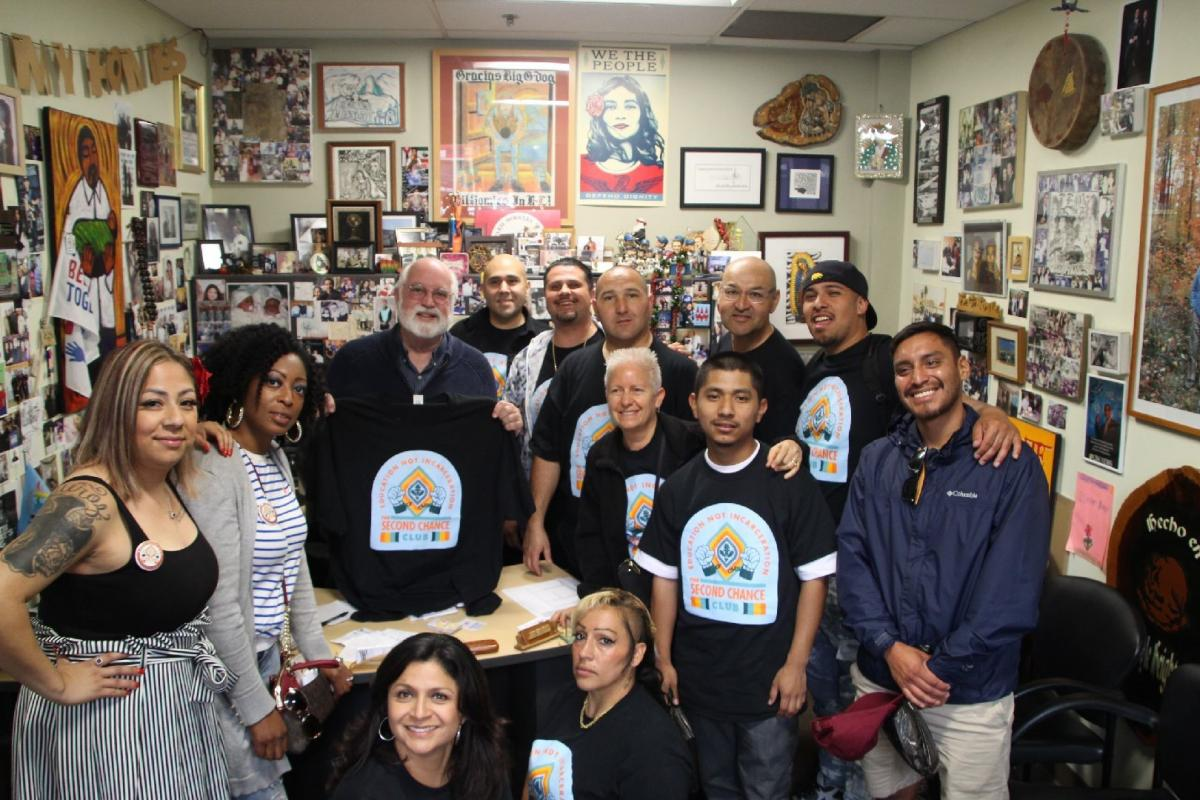 Second Chance goes to Homeboy Industries in Los Angeles